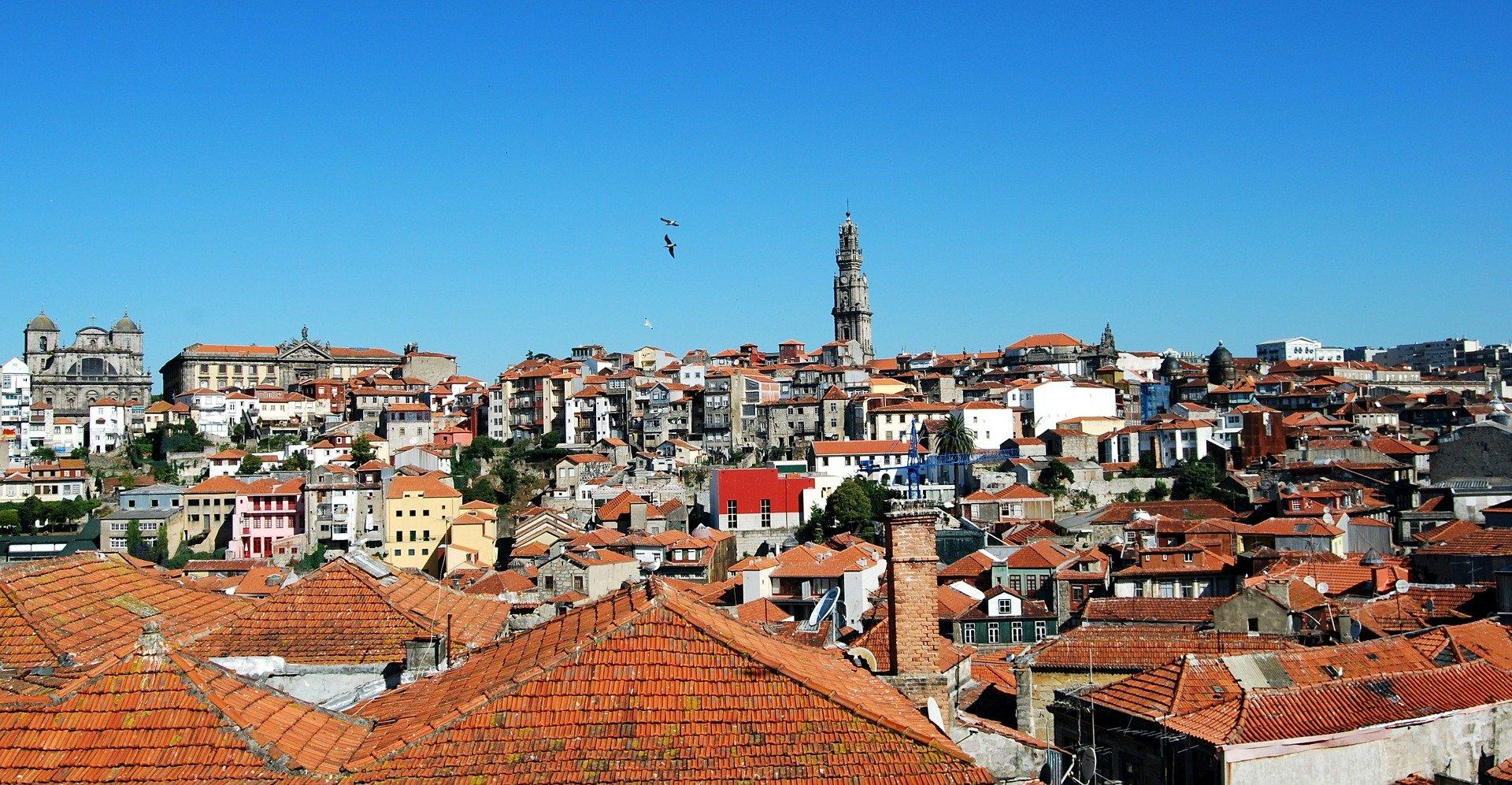 Onde estão as casas mais baratas no Porto?