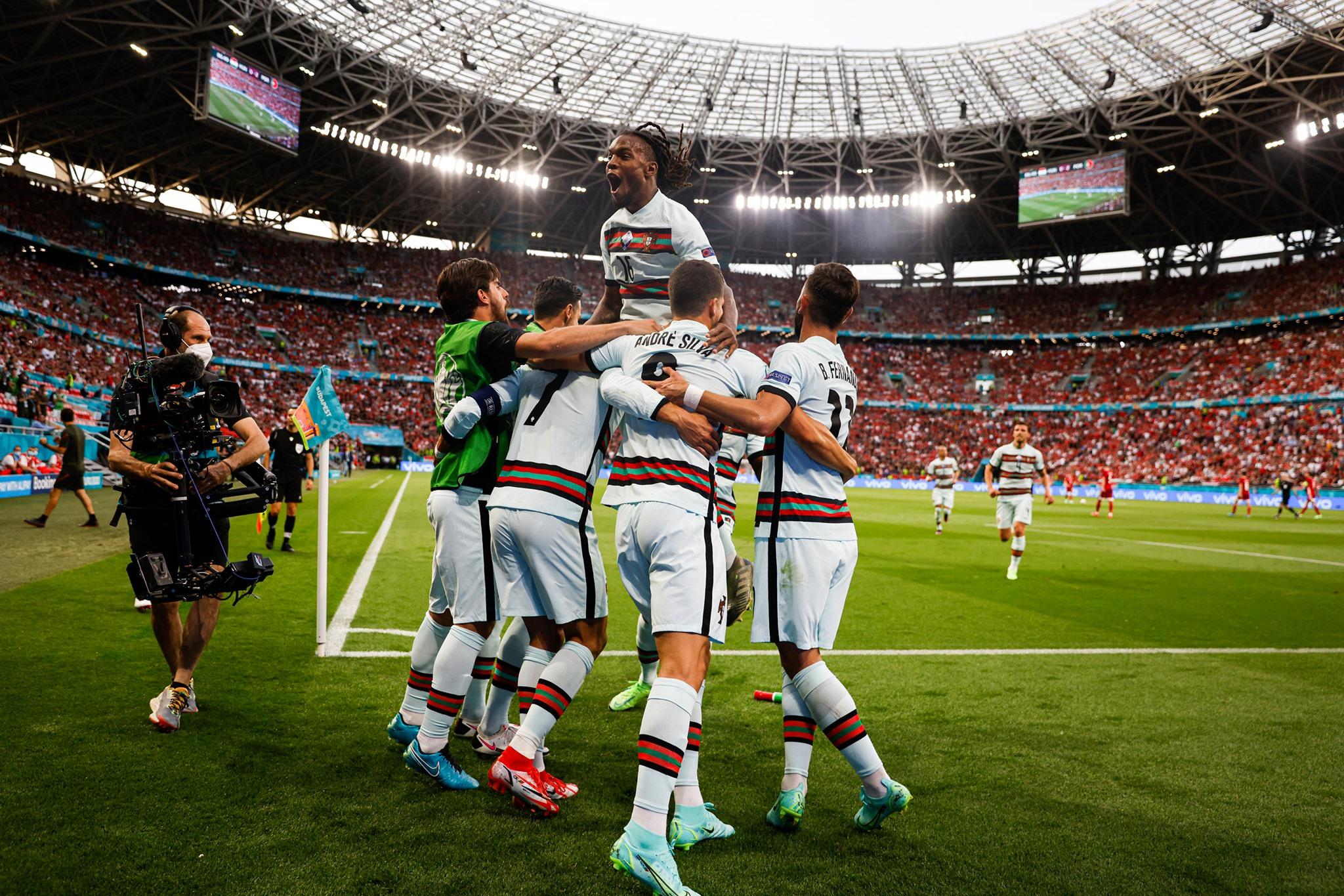 Portugal vence a Hungria de forma categórica