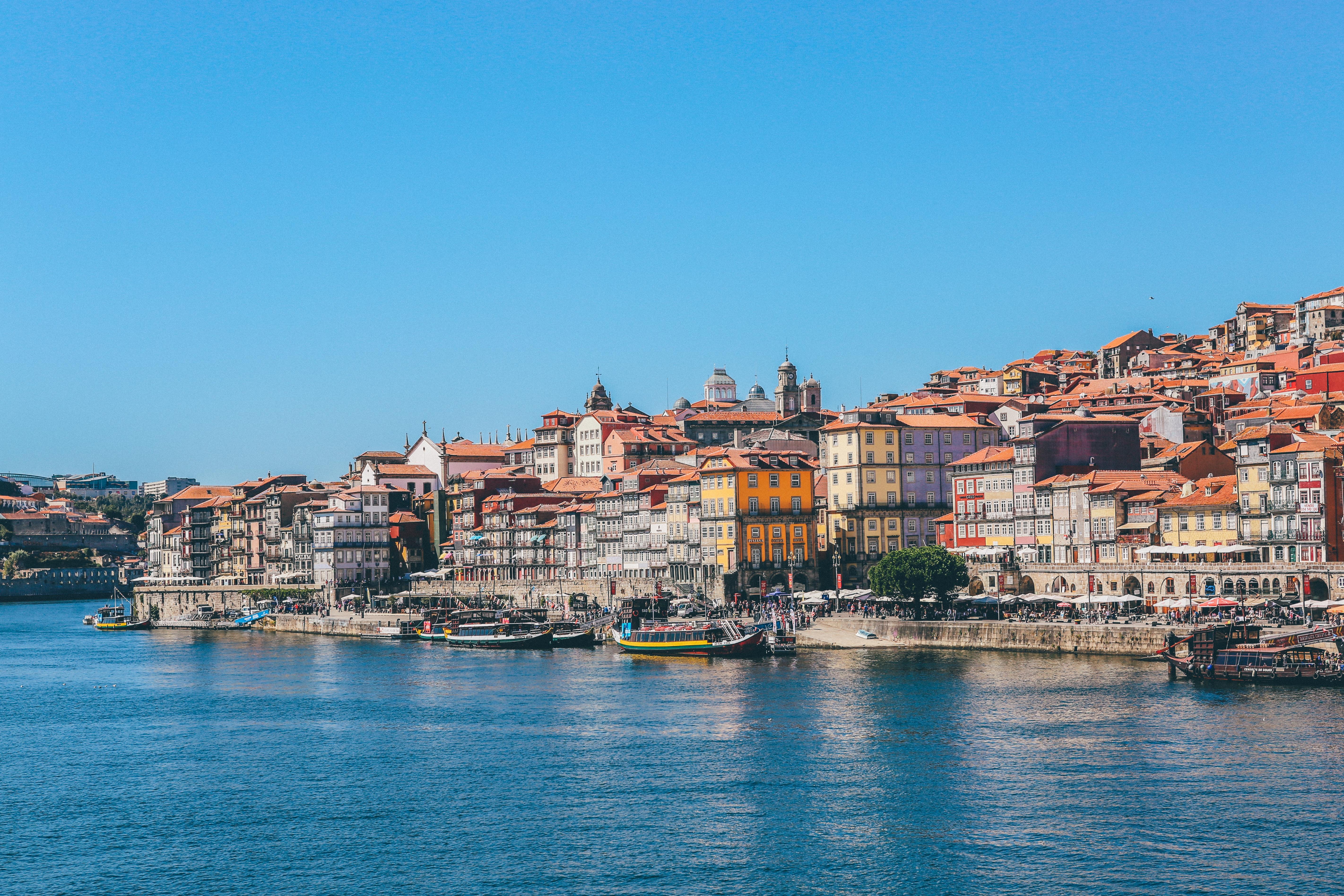 Onde existem mais imóveis disponíveis no concelho do Porto? No Centro histórico